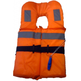 SOLAS approved lifejacket